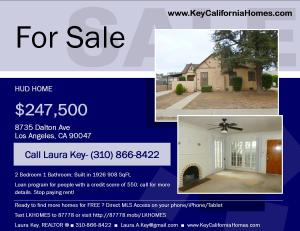 HUD Home! California is exploding in real estate again, buy now before it's too late!